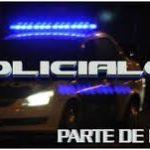 PARTE DE PRENSA POLICIAL UNIDAD REGIONAL NOVENA