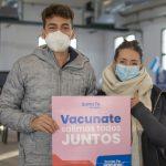 Covid-19: Ya se enviaron 170 mil turnos de vacunación para esta semana