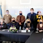 """SACNUN INAUGURÓ EN GÁLVEZ EL PROGRAMA """"EL MERCADO EN TU BARRIO"""" PARA LOCALIDADES DEL DEPARTAMENTO SAN JERÓNIMO"""