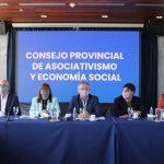 La provincia avanza en el desarrollo del Asociativismo y la Economía Social